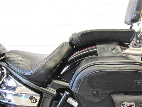 2007 Yamaha V Star® Midnight 1100 Custom in Fredericksburg, Virginia - Photo 20