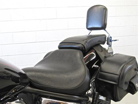 2007 Yamaha V Star® Midnight 1100 Custom in Fredericksburg, Virginia - Photo 21