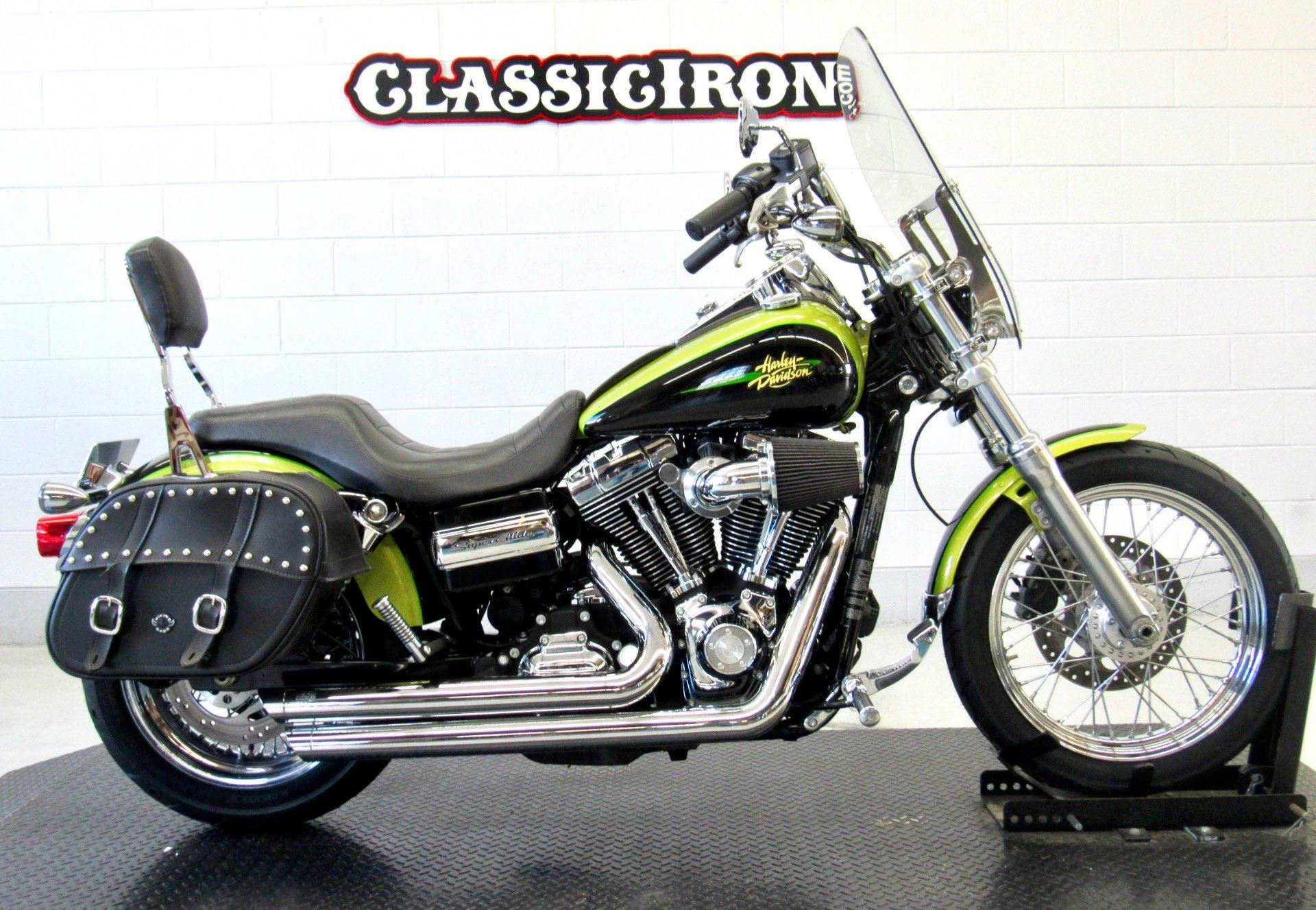2011 Harley-Davidson Dyna® Super Glide® Custom in Fredericksburg, Virginia - Photo 1