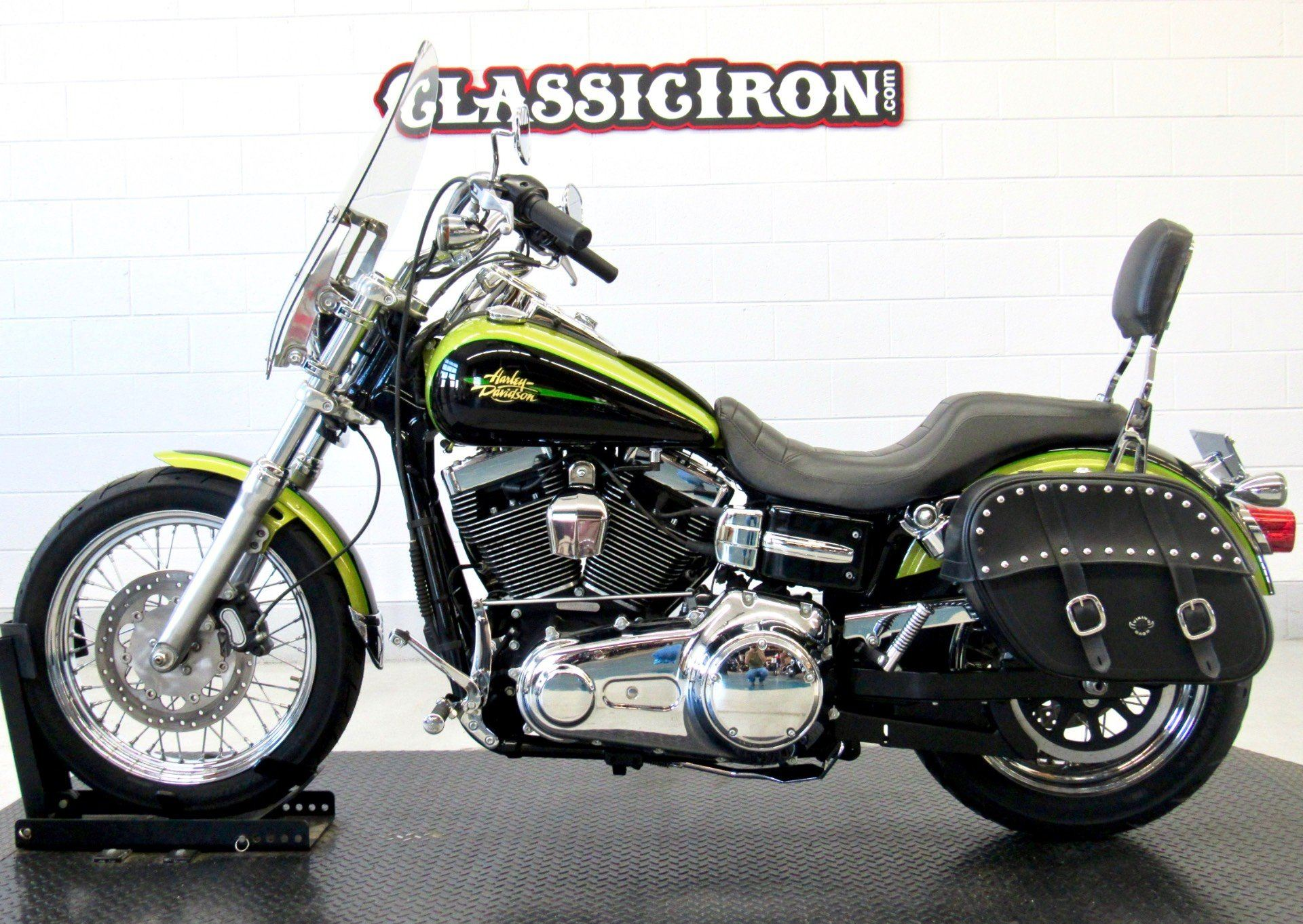 2011 Harley-Davidson Dyna® Super Glide® Custom in Fredericksburg, Virginia - Photo 4