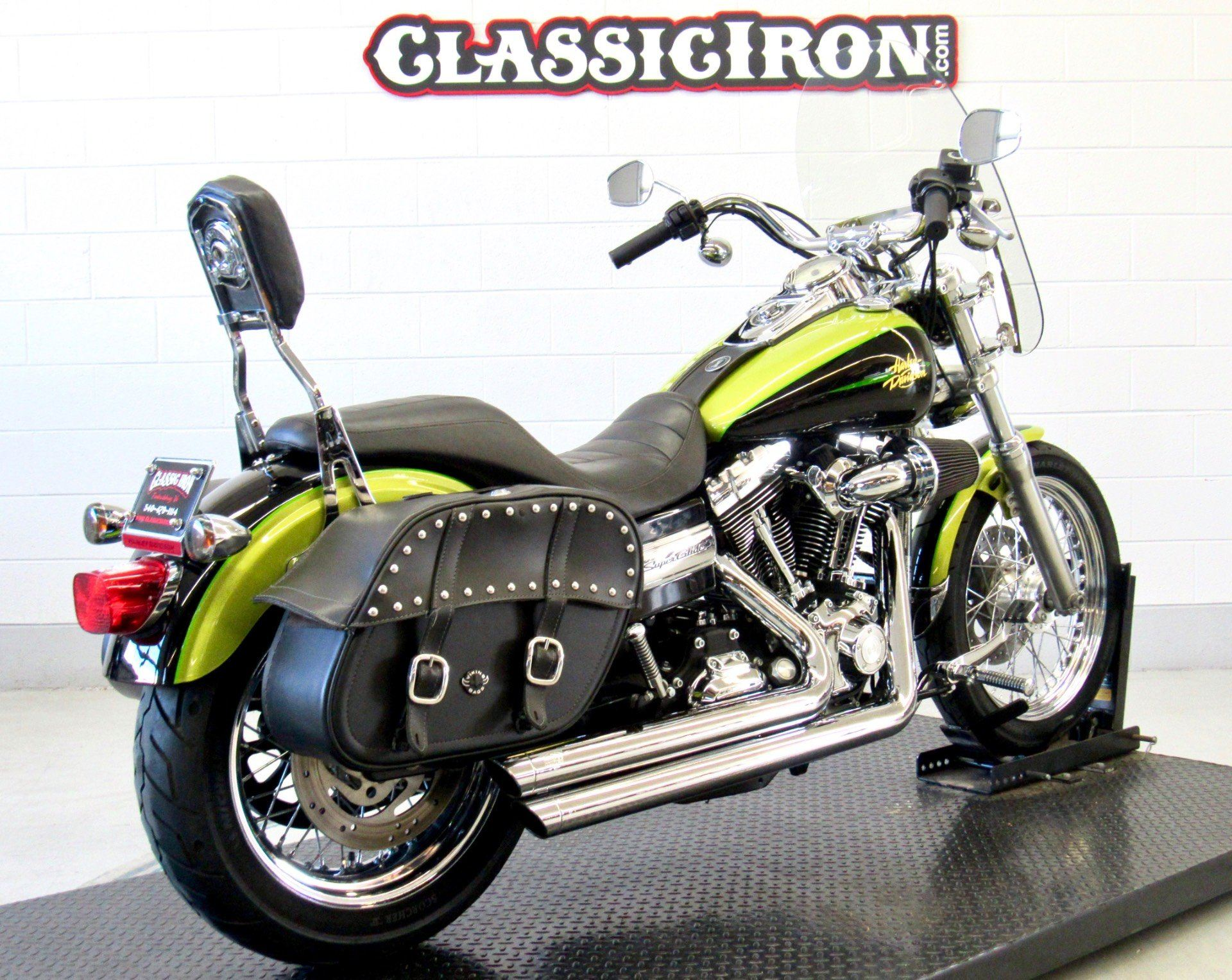 2011 Harley-Davidson Dyna® Super Glide® Custom in Fredericksburg, Virginia - Photo 5