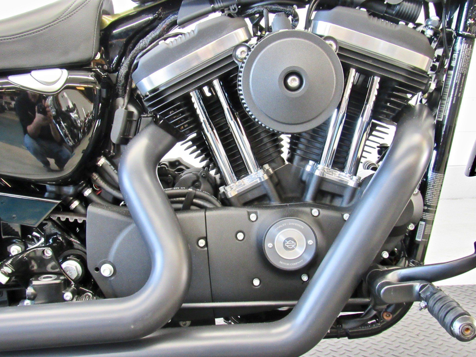 2016 Harley-Davidson Iron 883™ in Fredericksburg, Virginia