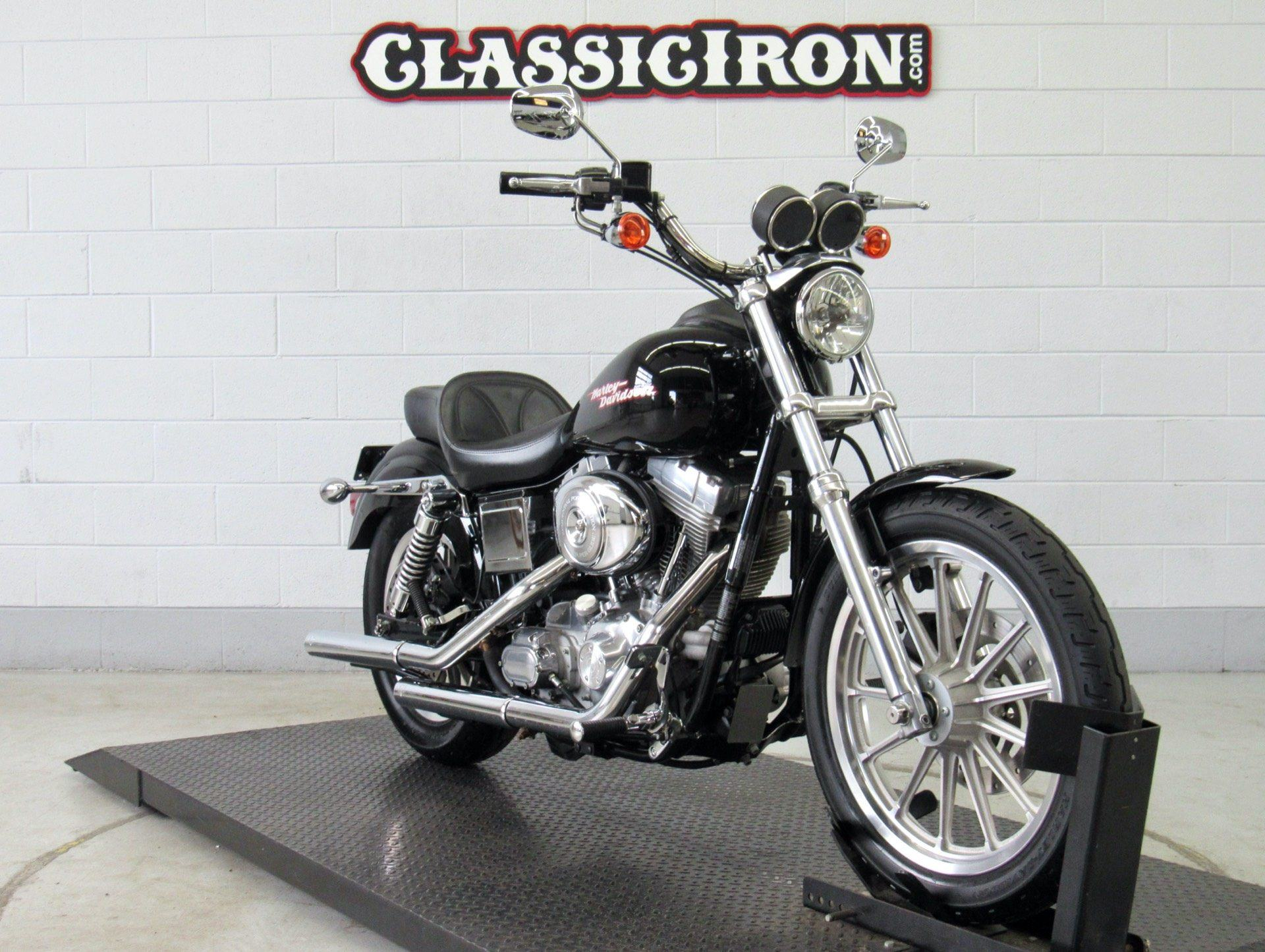 2004 Harley-Davidson FXD/FXDI Dyna Super Glide® in Fredericksburg, Virginia - Photo 2