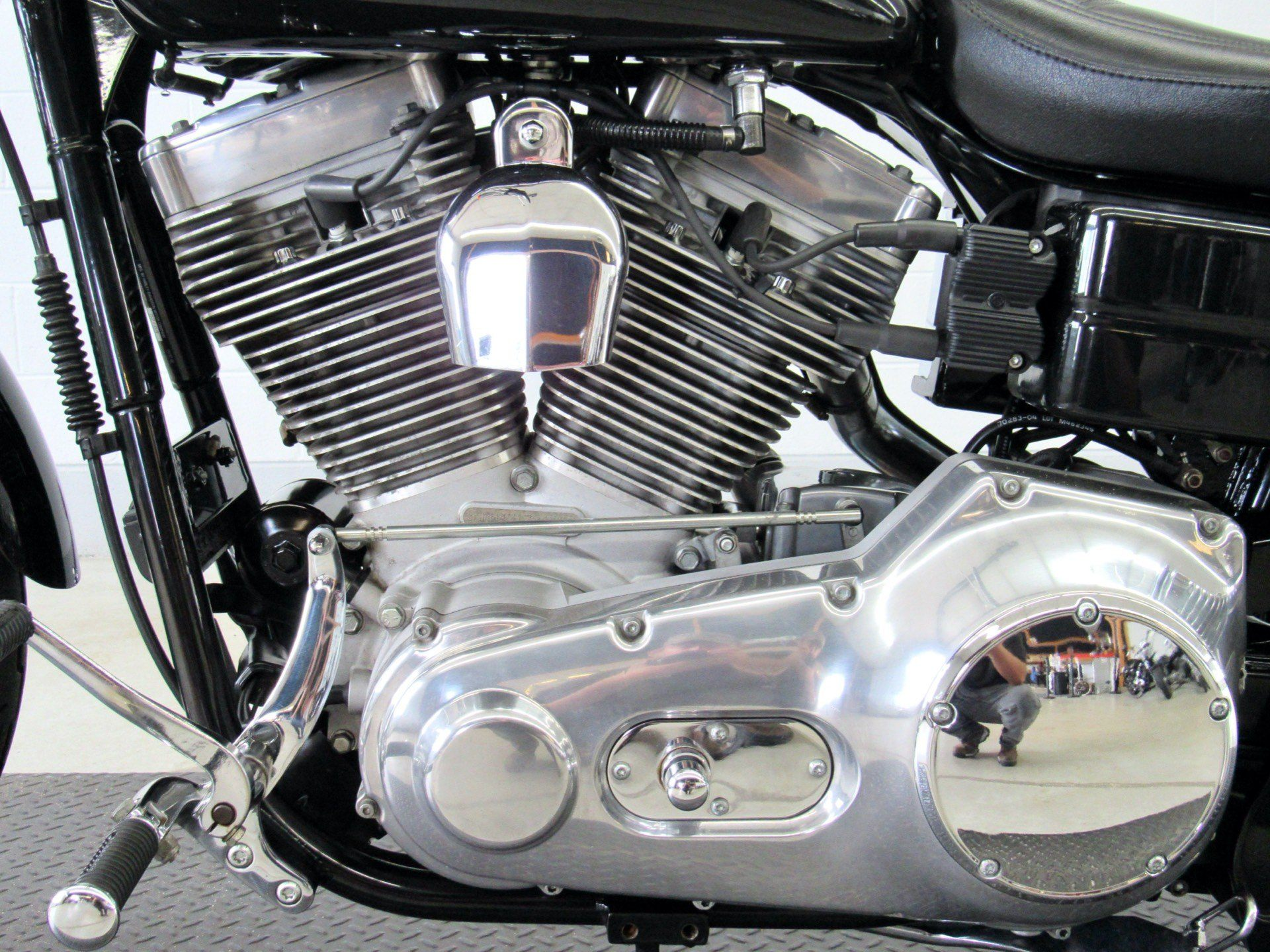 2004 Harley-Davidson FXD/FXDI Dyna Super Glide® in Fredericksburg, Virginia - Photo 19