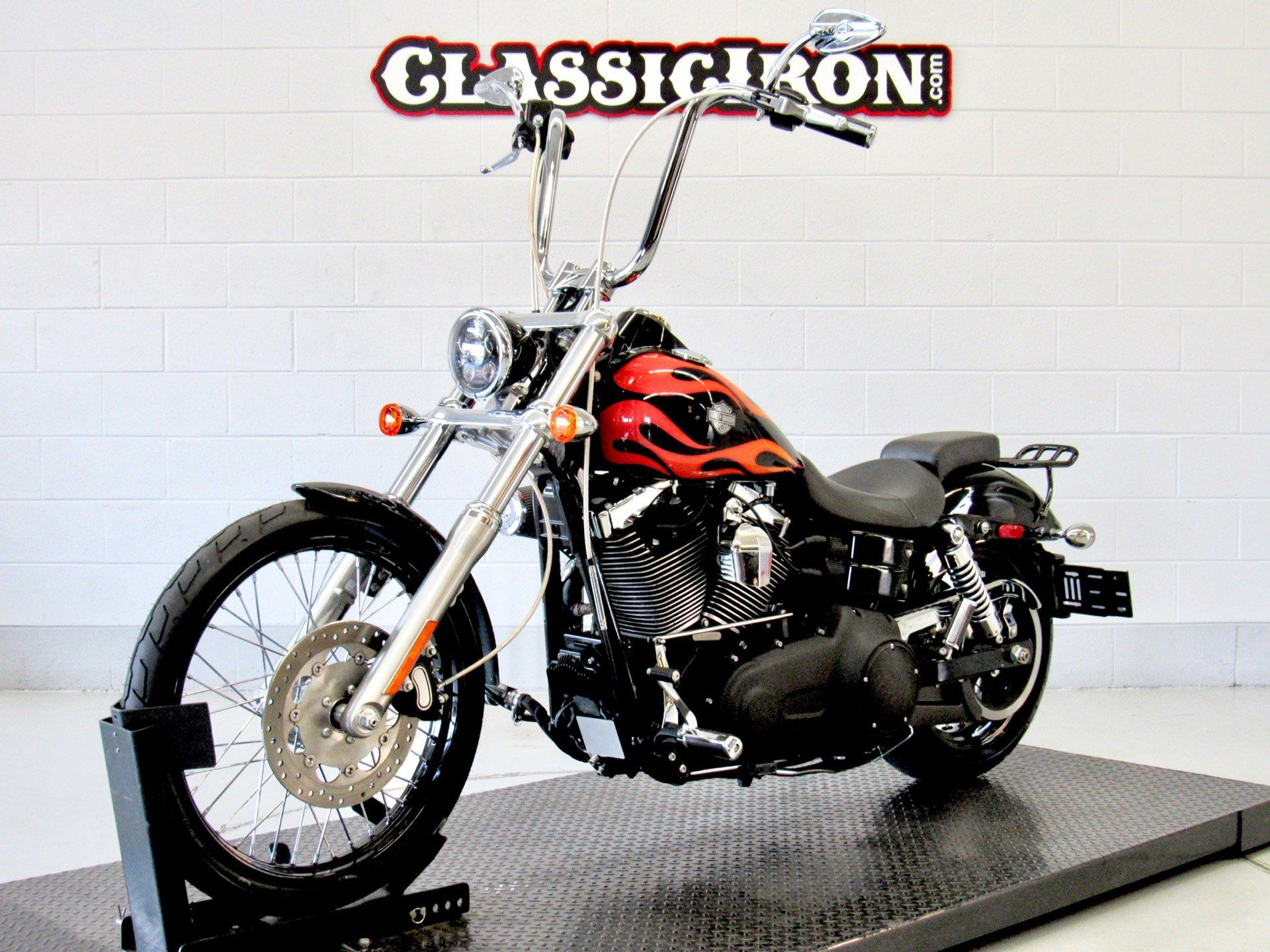 2011 Harley-Davidson Dyna® Wide Glide® in Fredericksburg, Virginia - Photo 3