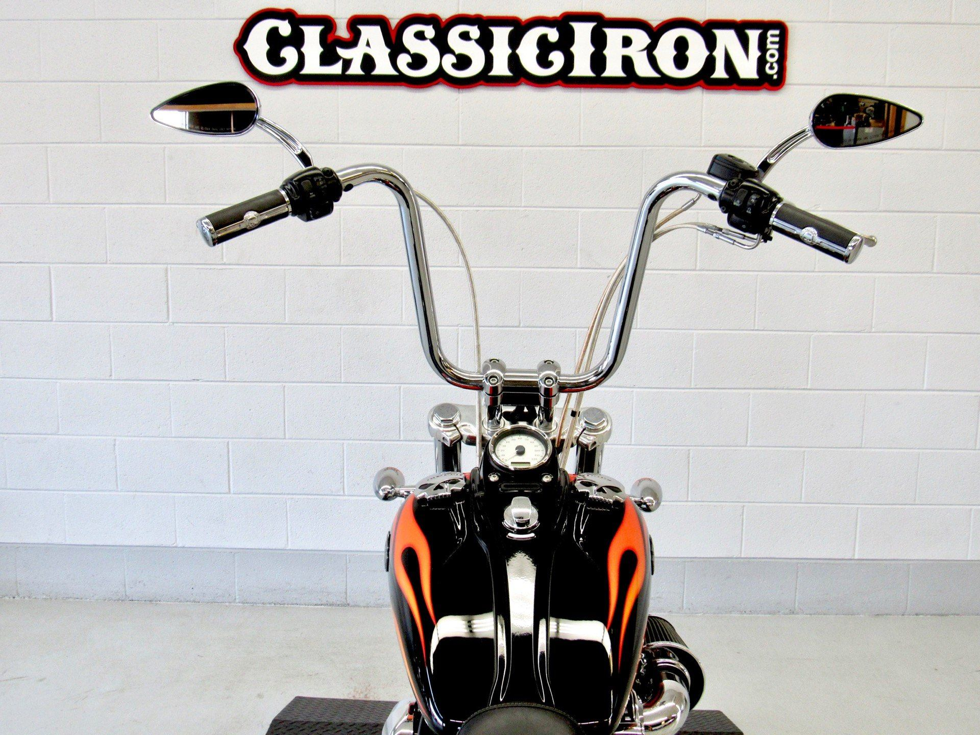 2011 Harley-Davidson Dyna® Wide Glide® in Fredericksburg, Virginia - Photo 10