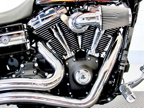 2011 Harley-Davidson Dyna® Wide Glide® in Fredericksburg, Virginia - Photo 14