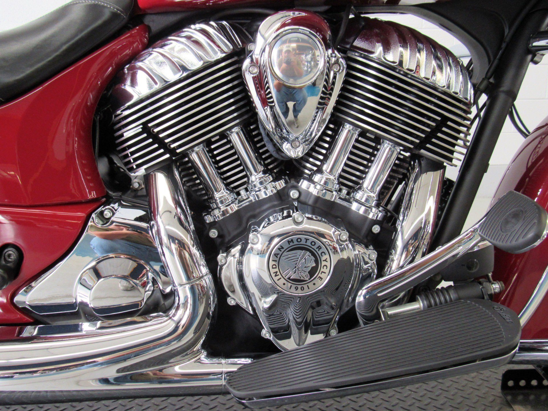 2015 Indian Chieftain® in Fredericksburg, Virginia