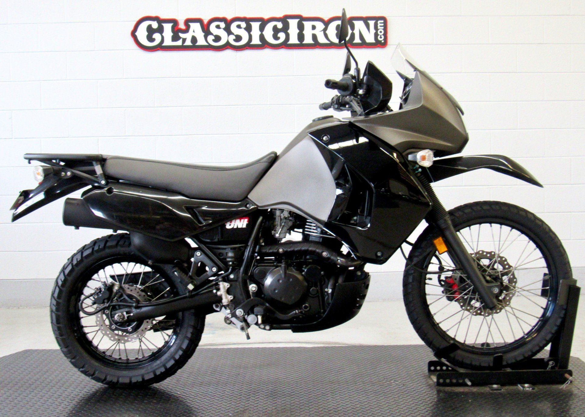 2012 Kawasaki KLR™650 in Fredericksburg, Virginia