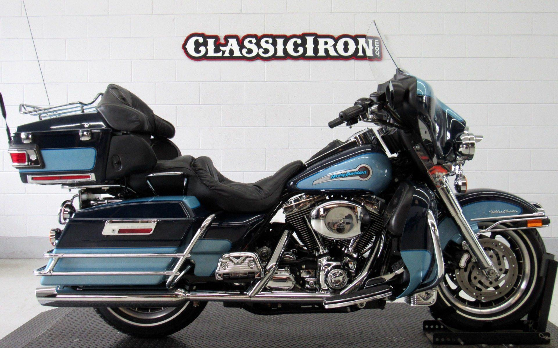 2002 Harley-Davidson FLHTCUI Ultra Classic® Electra Glide® in Fredericksburg, Virginia - Photo 1