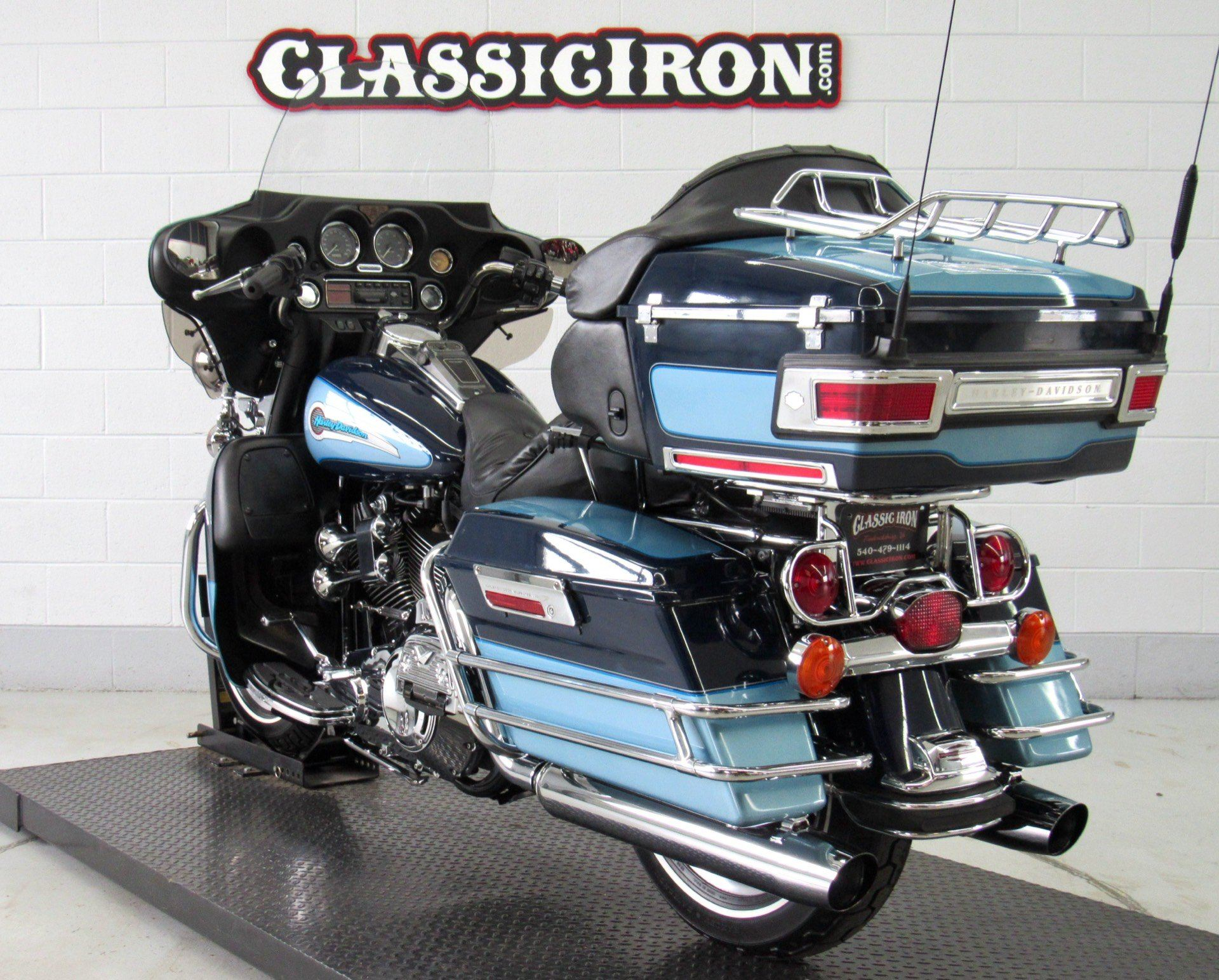 2002 Harley-Davidson FLHTCUI Ultra Classic® Electra Glide® in Fredericksburg, Virginia - Photo 5