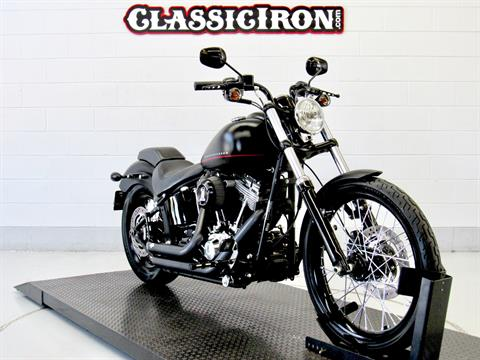 2012 Harley-Davidson Softail® Blackline® in Fredericksburg, Virginia - Photo 3