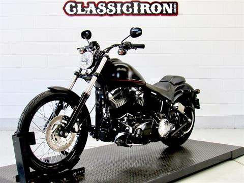 2012 Harley-Davidson Softail® Blackline® in Fredericksburg, Virginia - Photo 4