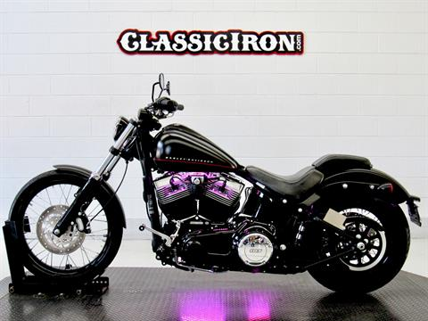 2012 Harley-Davidson Softail® Blackline® in Fredericksburg, Virginia - Photo 5