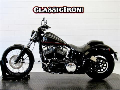 2012 Harley-Davidson Softail® Blackline® in Fredericksburg, Virginia - Photo 6