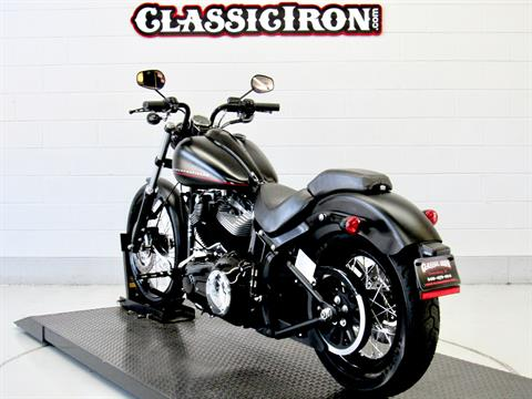 2012 Harley-Davidson Softail® Blackline® in Fredericksburg, Virginia - Photo 8