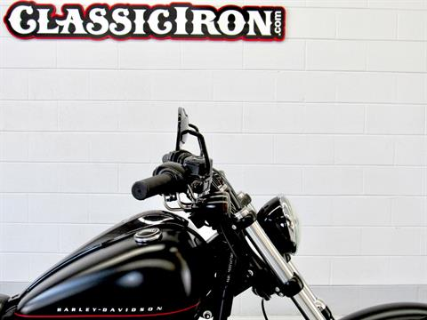 2012 Harley-Davidson Softail® Blackline® in Fredericksburg, Virginia - Photo 14