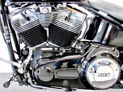 2012 Harley-Davidson Softail® Blackline® in Fredericksburg, Virginia - Photo 23