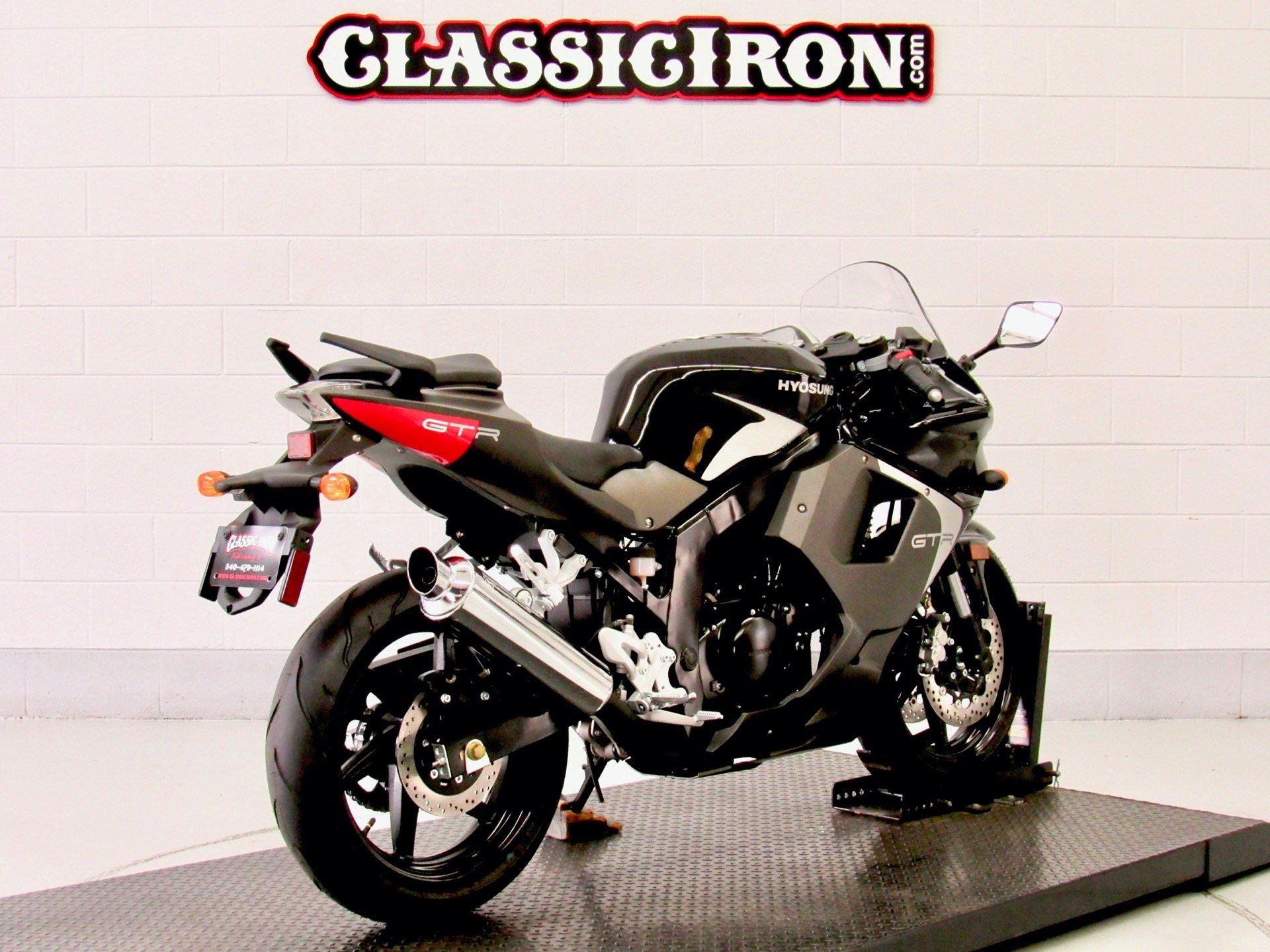 2015 Hyosung GT250R in Fredericksburg, Virginia - Photo 5