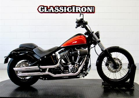 2011 Harley-Davidson Softail® Blackline™ in Fredericksburg, Virginia - Photo 1