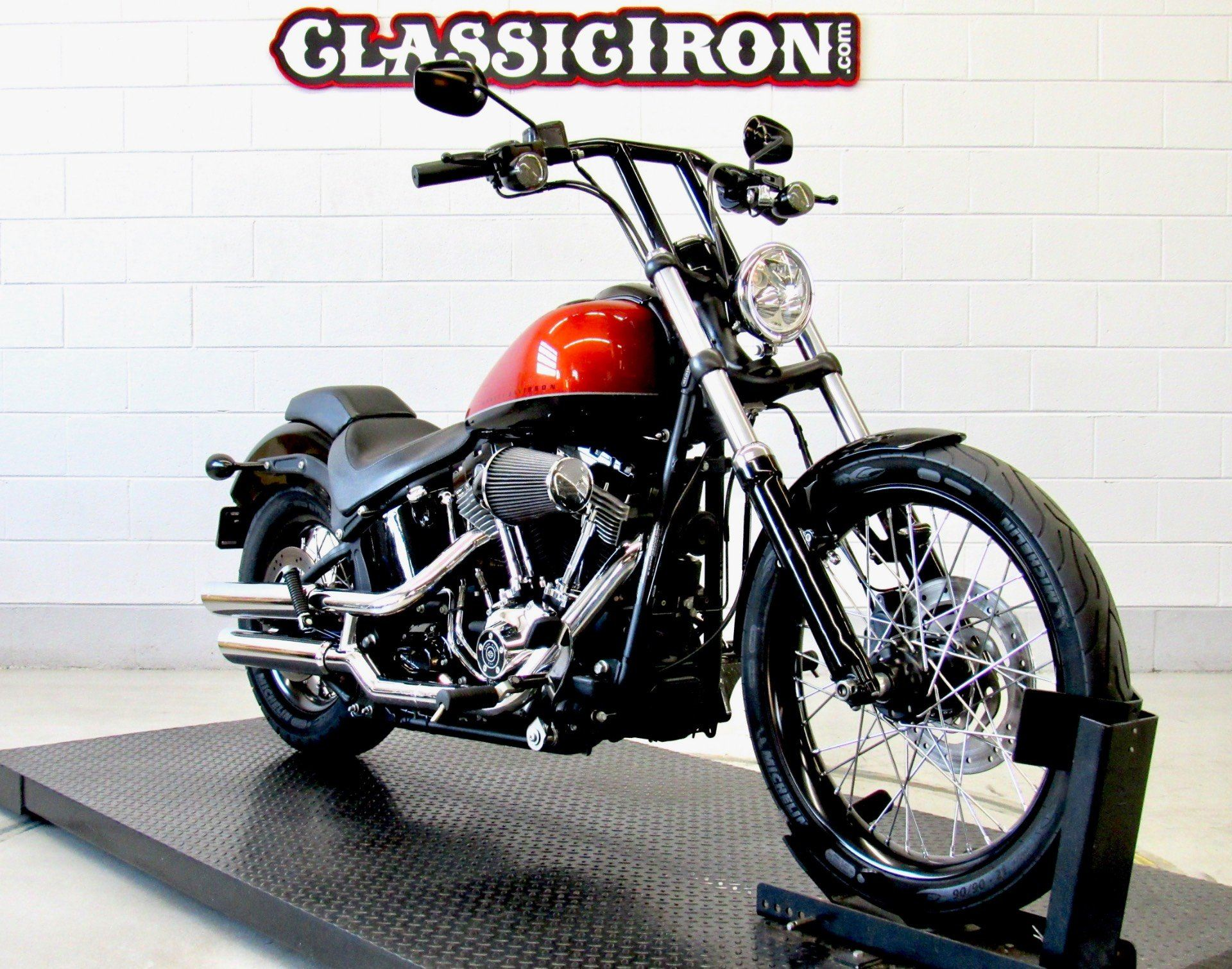 2011 Harley-Davidson Softail® Blackline™ in Fredericksburg, Virginia - Photo 2