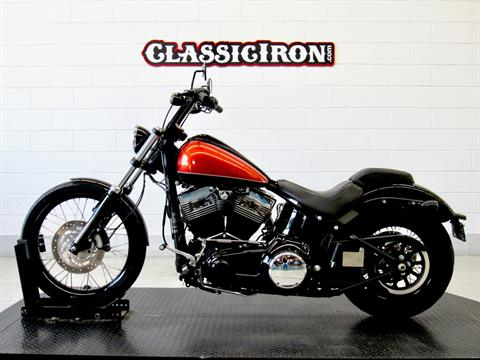 2011 Harley-Davidson Softail® Blackline™ in Fredericksburg, Virginia - Photo 4
