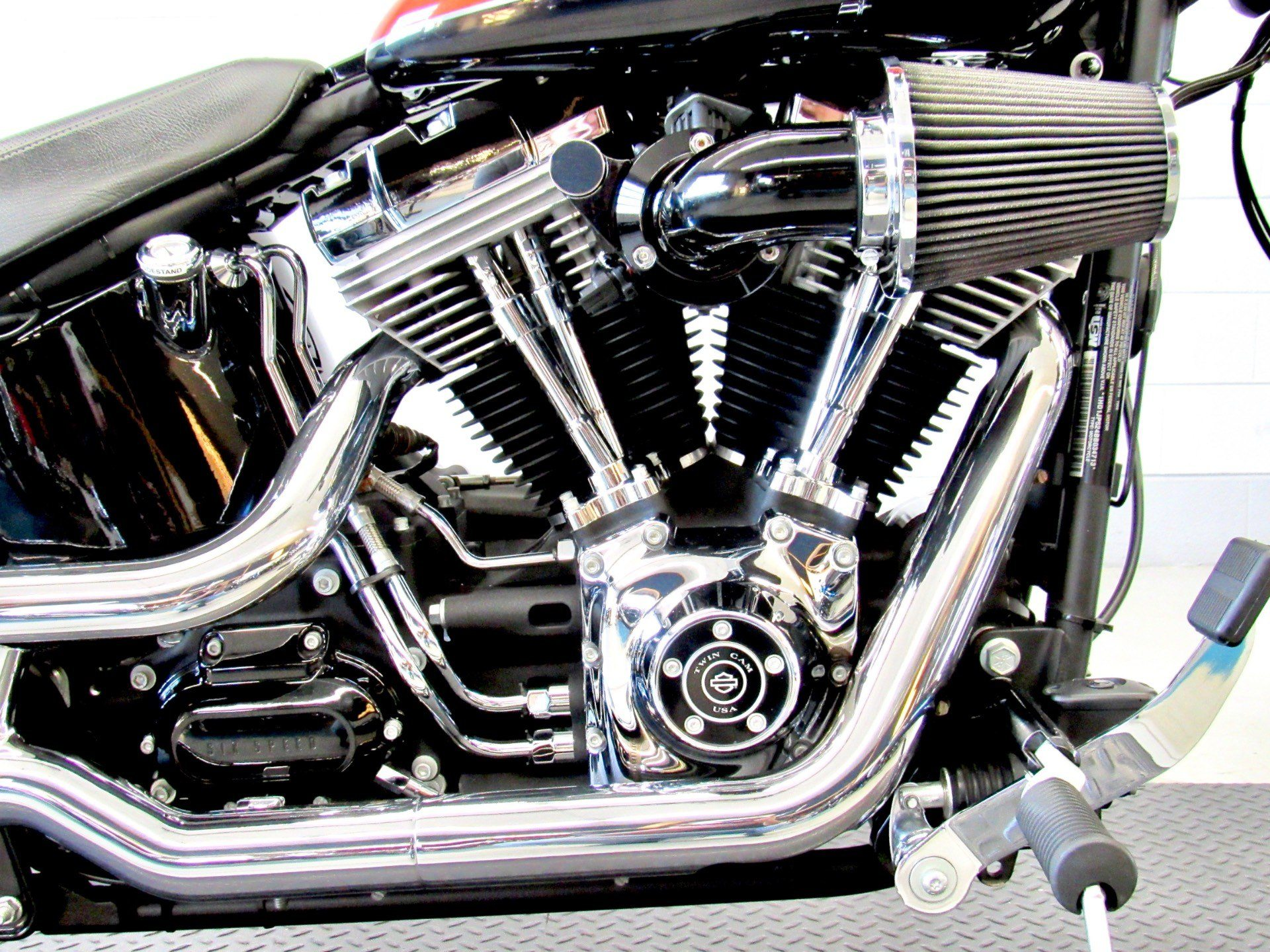 2011 Harley-Davidson Softail® Blackline™ in Fredericksburg, Virginia - Photo 14