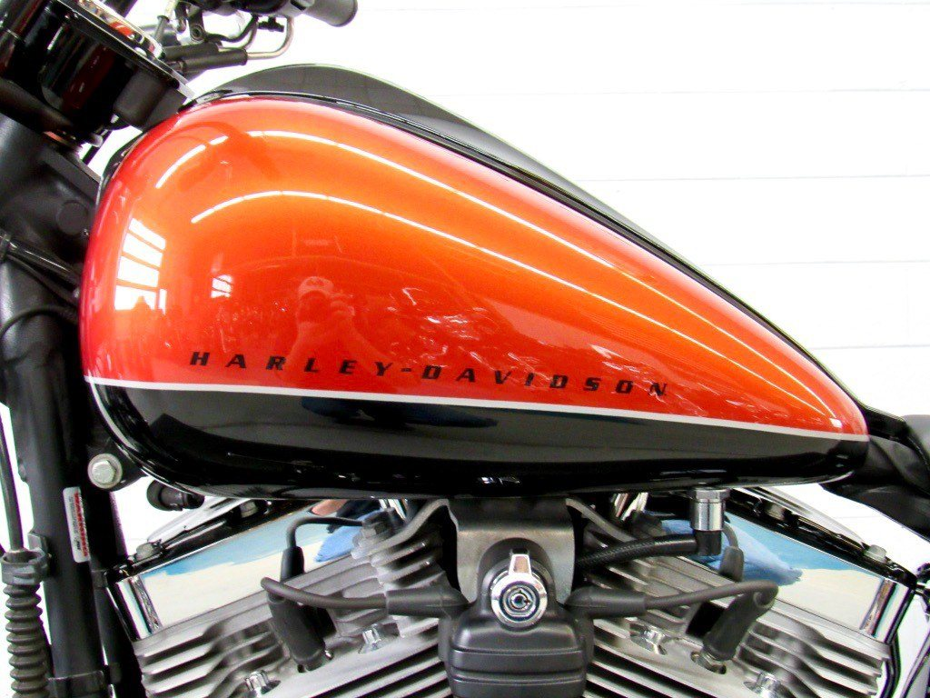 2011 Harley-Davidson Softail® Blackline™ in Fredericksburg, Virginia