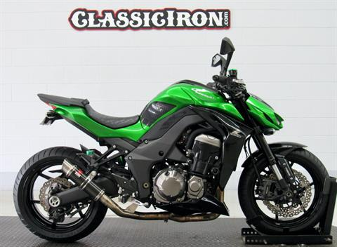 2015 Kawasaki Ninja® 1000 ABS in Fredericksburg, Virginia - Photo 1