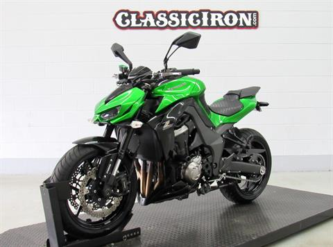 2015 Kawasaki Ninja® 1000 ABS in Fredericksburg, Virginia - Photo 3