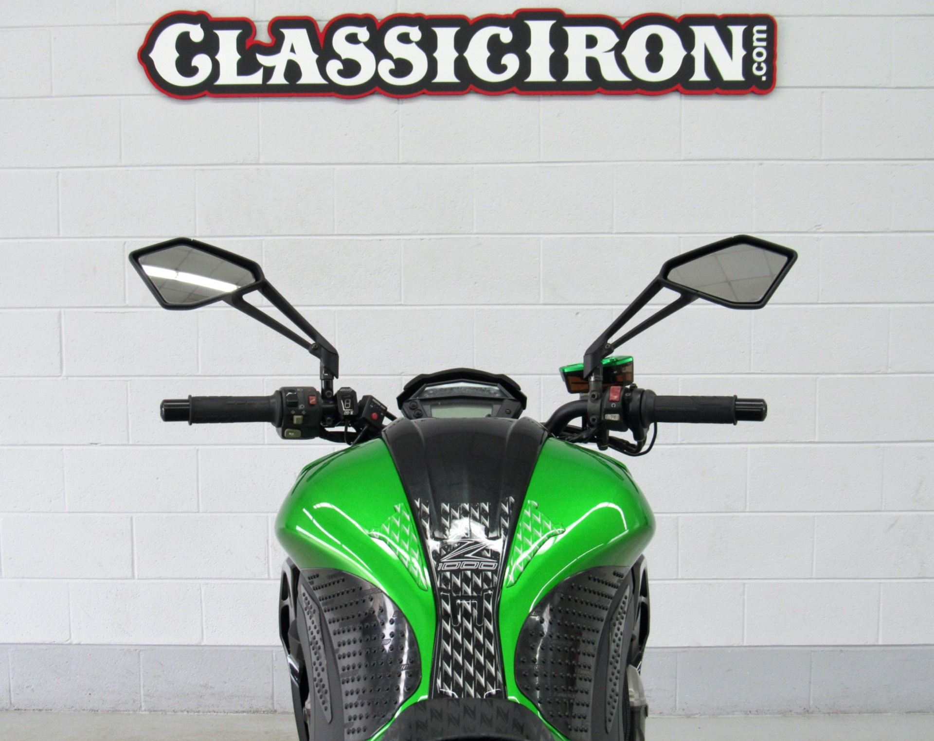 2015 Kawasaki Ninja® 1000 ABS in Fredericksburg, Virginia - Photo 10
