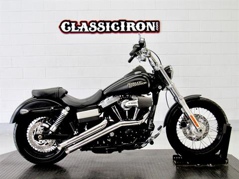 2011 Harley-Davidson Dyna® Street Bob® in Fredericksburg, Virginia - Photo 1