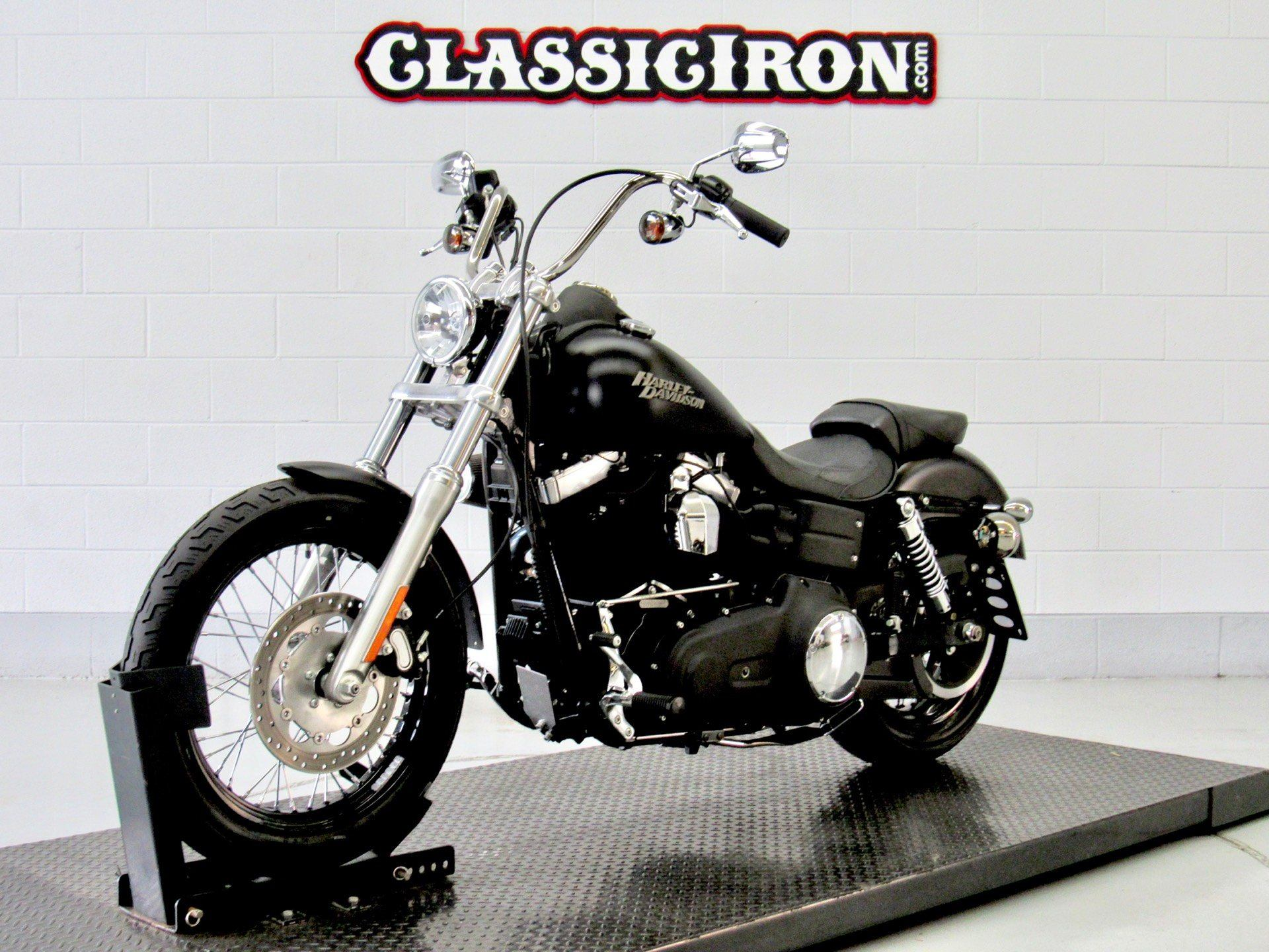 2011 Harley-Davidson Dyna® Street Bob® in Fredericksburg, Virginia - Photo 3