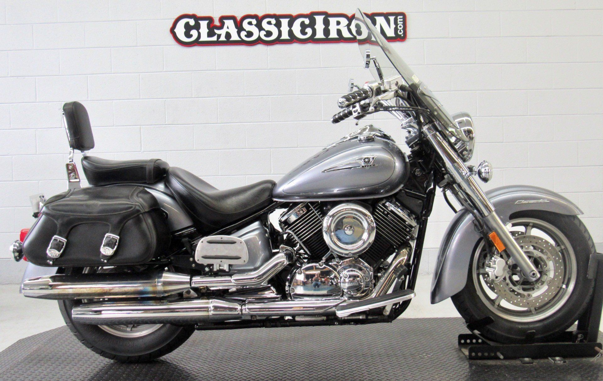 2007 Yamaha V Star® 1100 Silverado® in Fredericksburg, Virginia - Photo 1