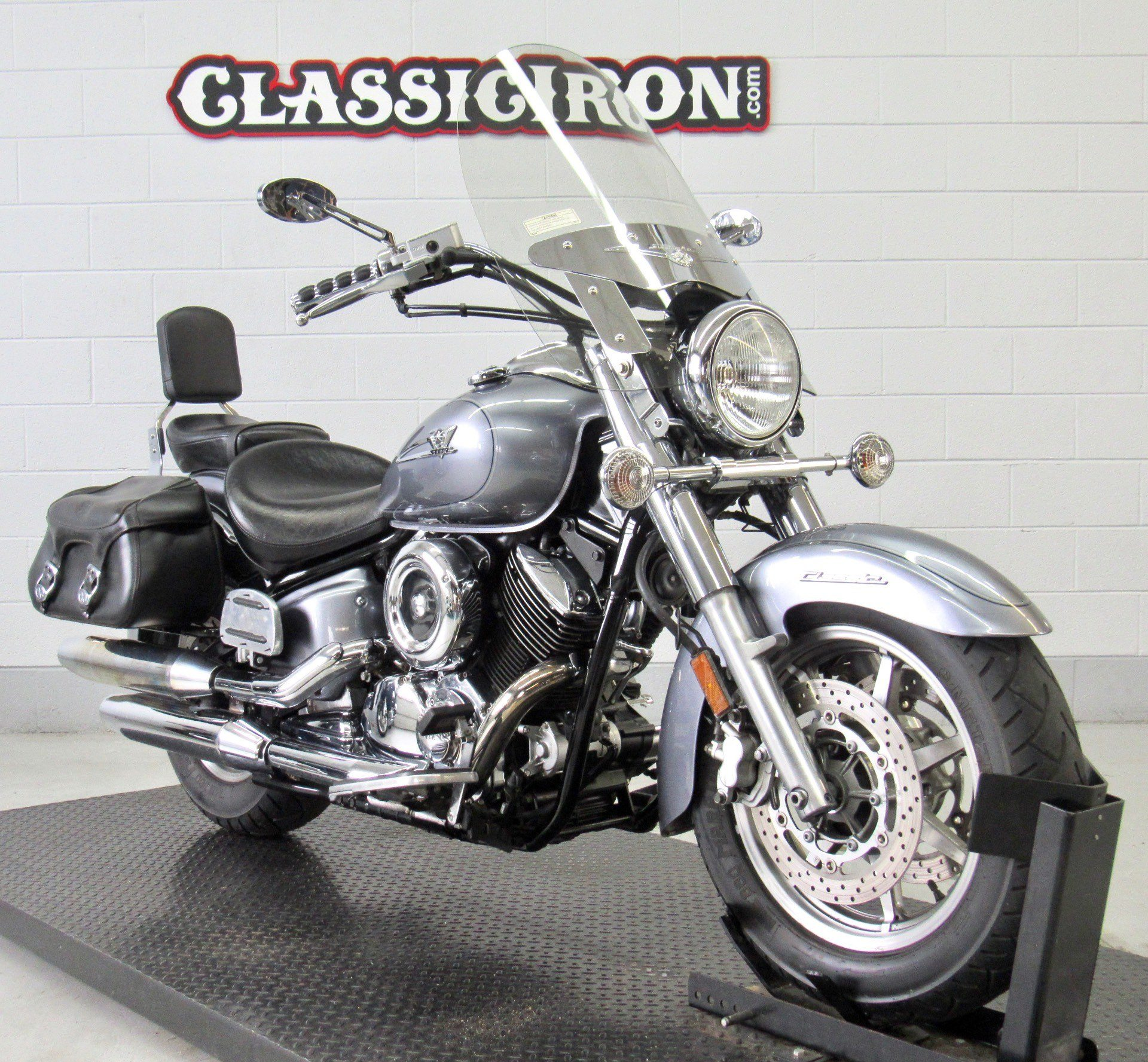 2007 Yamaha V Star® 1100 Silverado® in Fredericksburg, Virginia - Photo 2