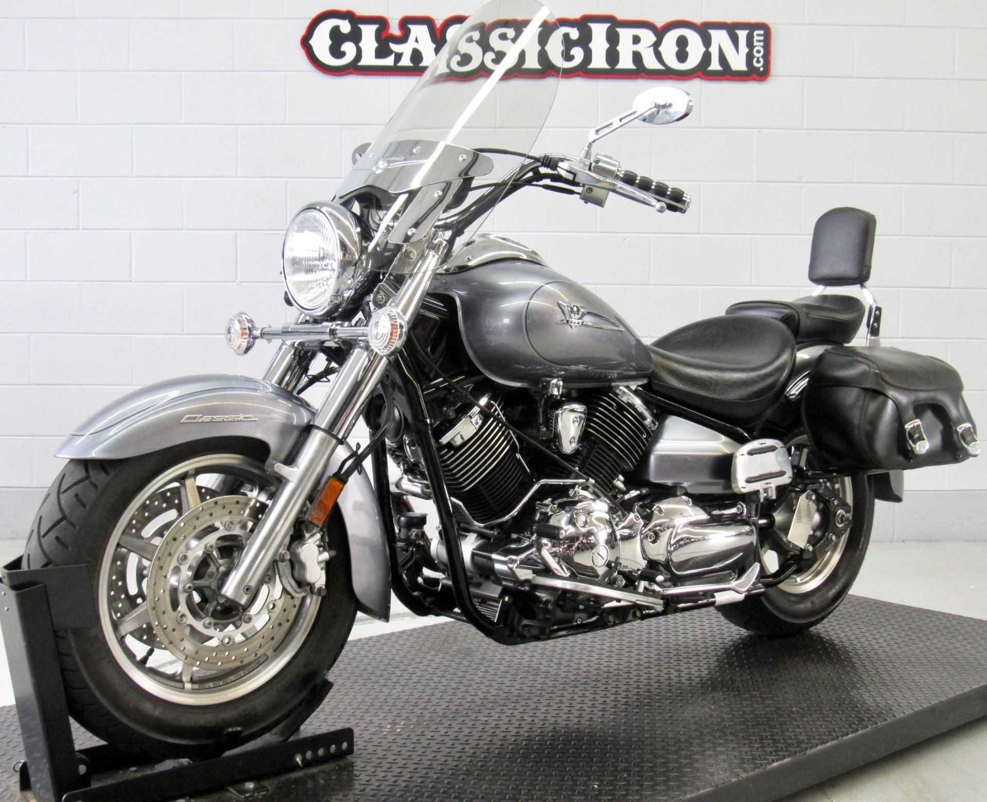 2007 Yamaha V Star® 1100 Silverado® in Fredericksburg, Virginia - Photo 3