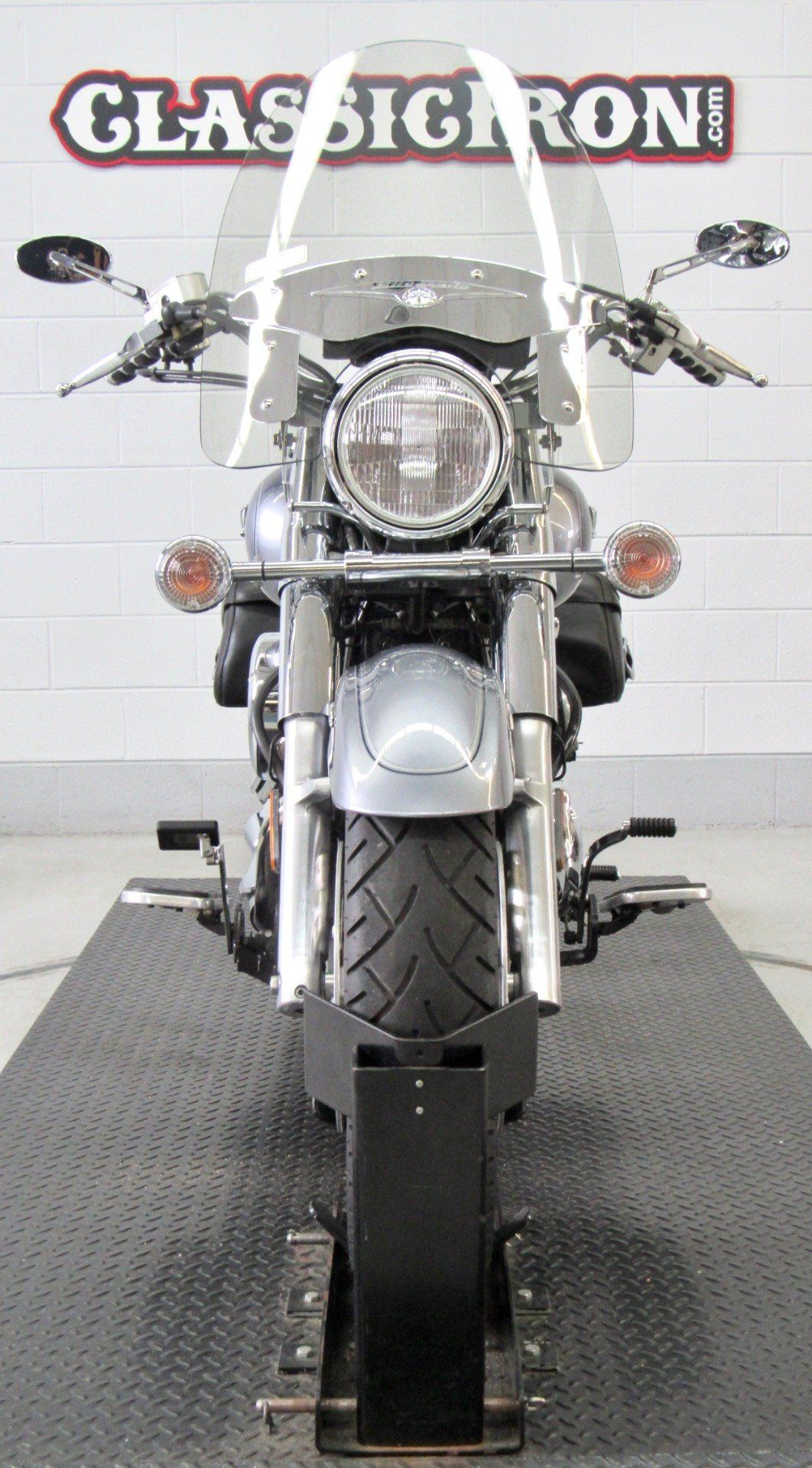 2007 Yamaha V Star® 1100 Silverado® in Fredericksburg, Virginia - Photo 7