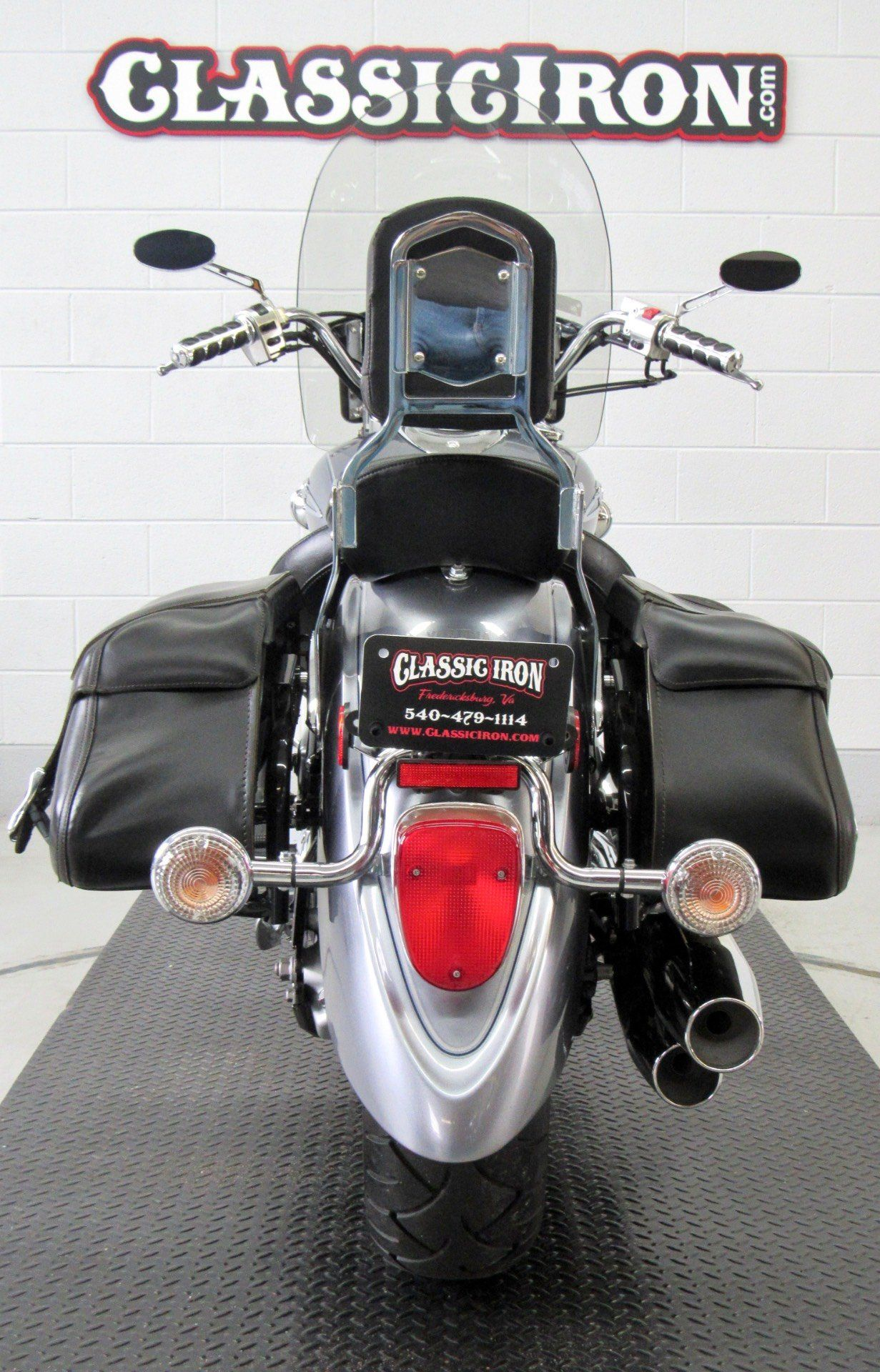 2007 Yamaha V Star® 1100 Silverado® in Fredericksburg, Virginia - Photo 9
