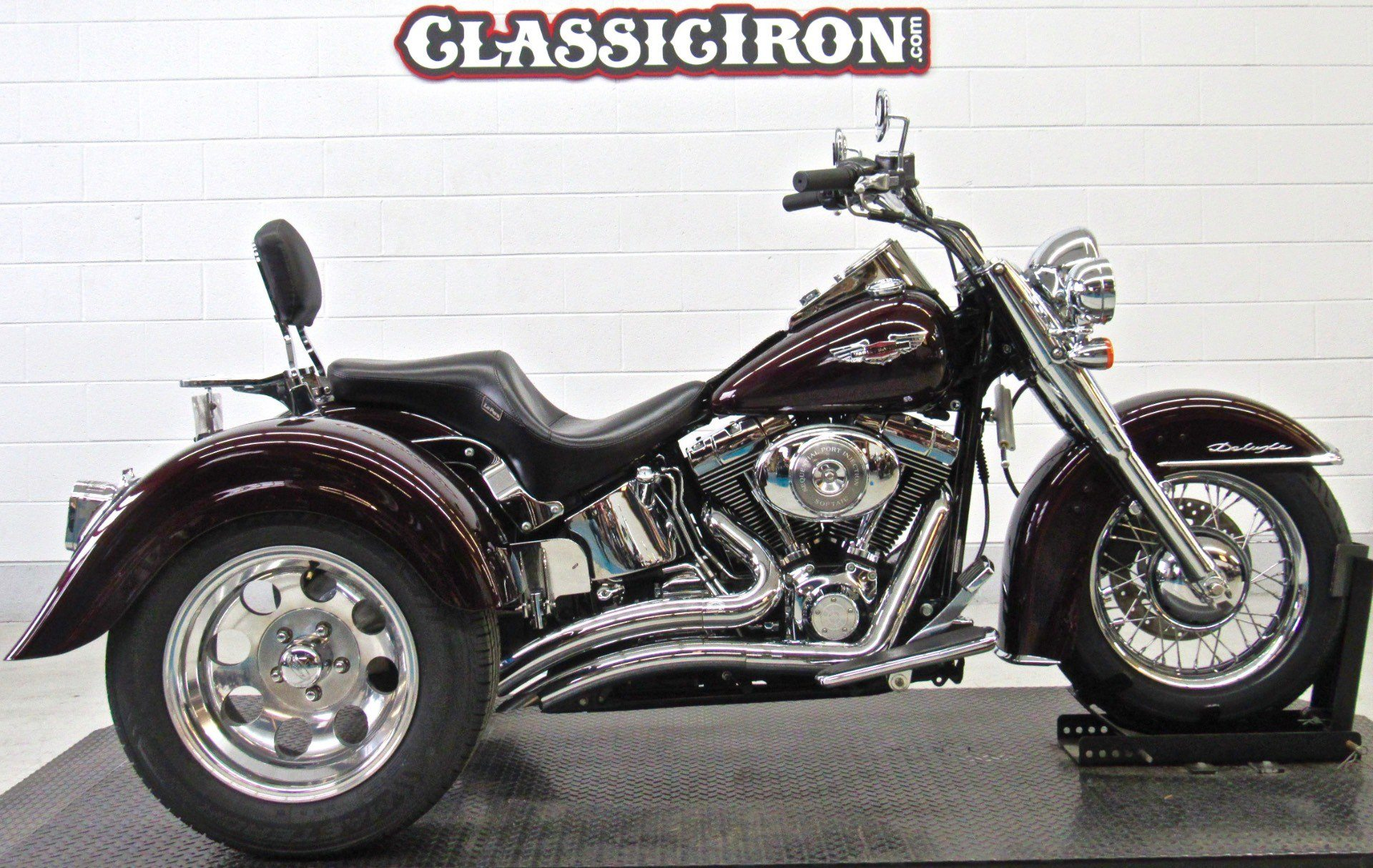 2006 Harley-Davidson Softail® Deluxe in Fredericksburg, Virginia - Photo 1