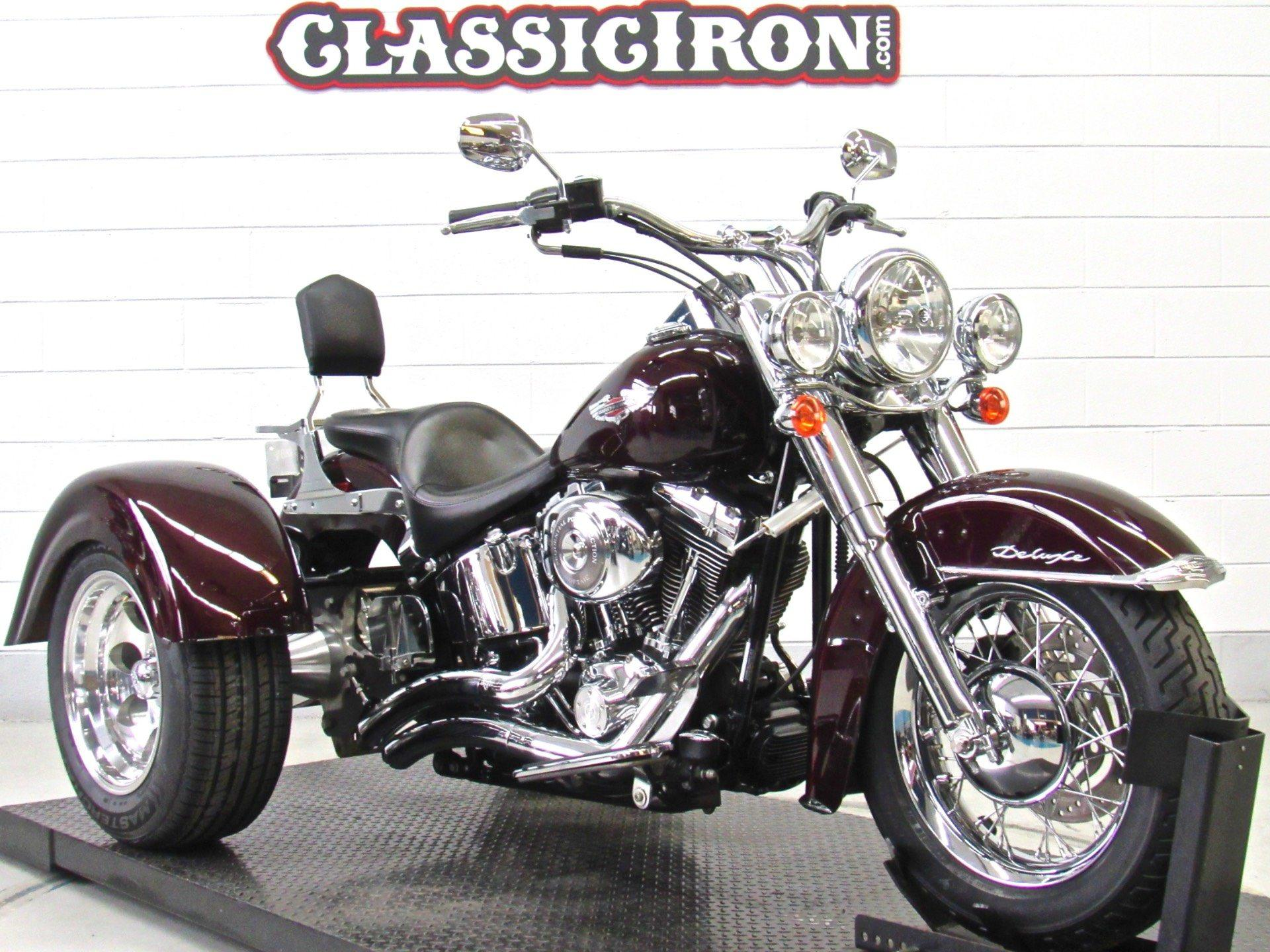 2006 Harley-Davidson Softail® Deluxe in Fredericksburg, Virginia - Photo 2