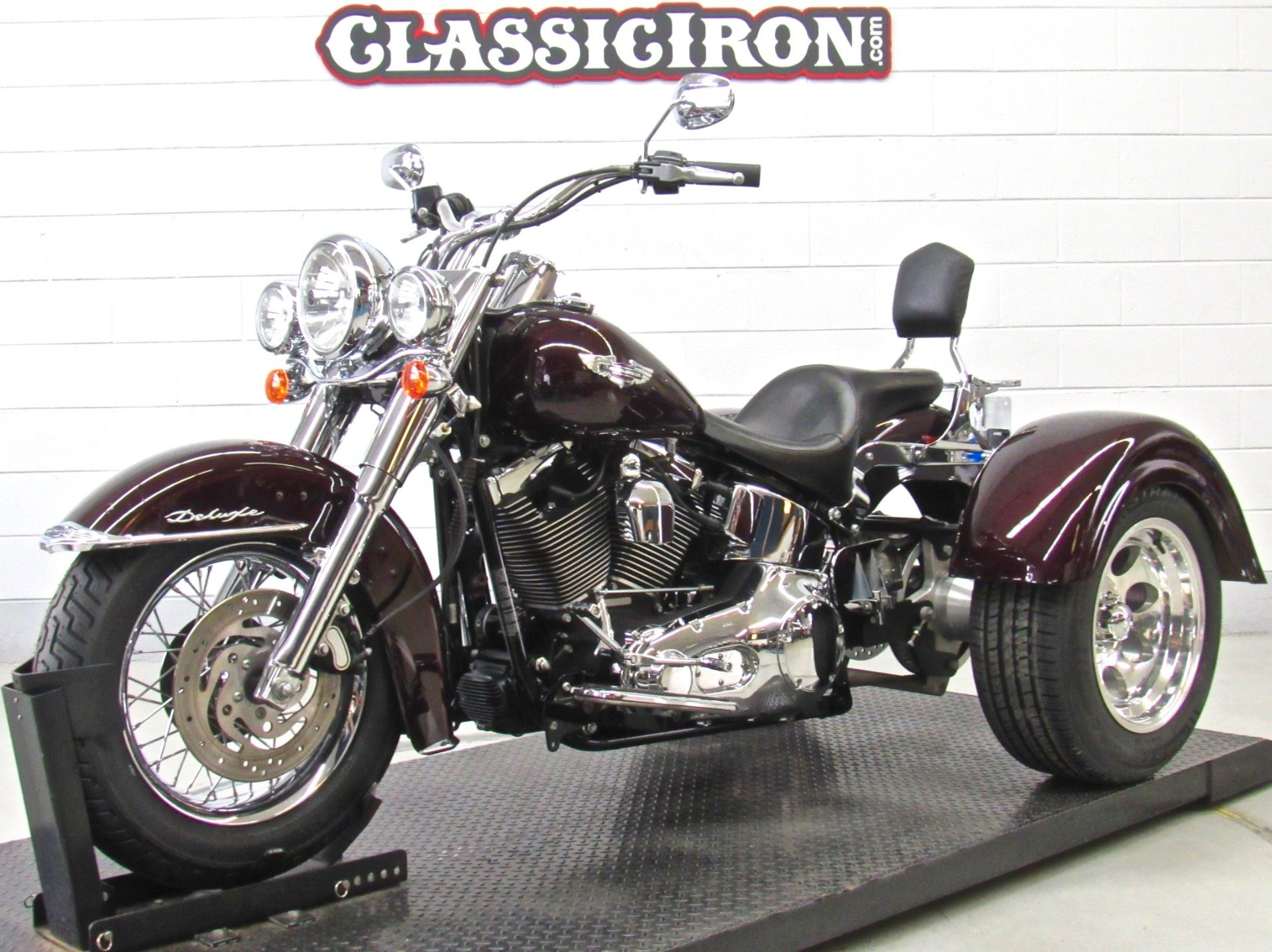 2006 Harley-Davidson Softail® Deluxe in Fredericksburg, Virginia - Photo 3