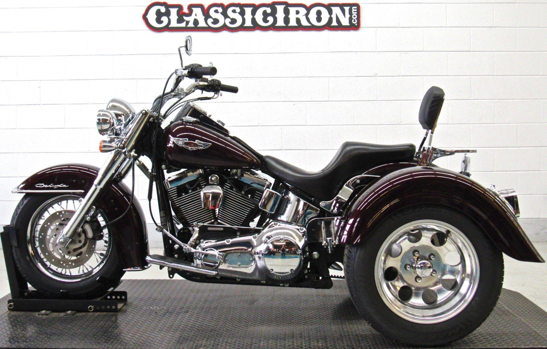 2006 Harley-Davidson Softail® Deluxe in Fredericksburg, Virginia - Photo 4