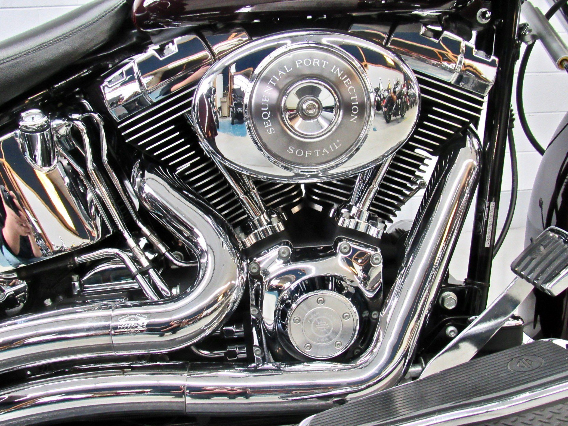 2006 Harley-Davidson Softail® Deluxe in Fredericksburg, Virginia - Photo 14