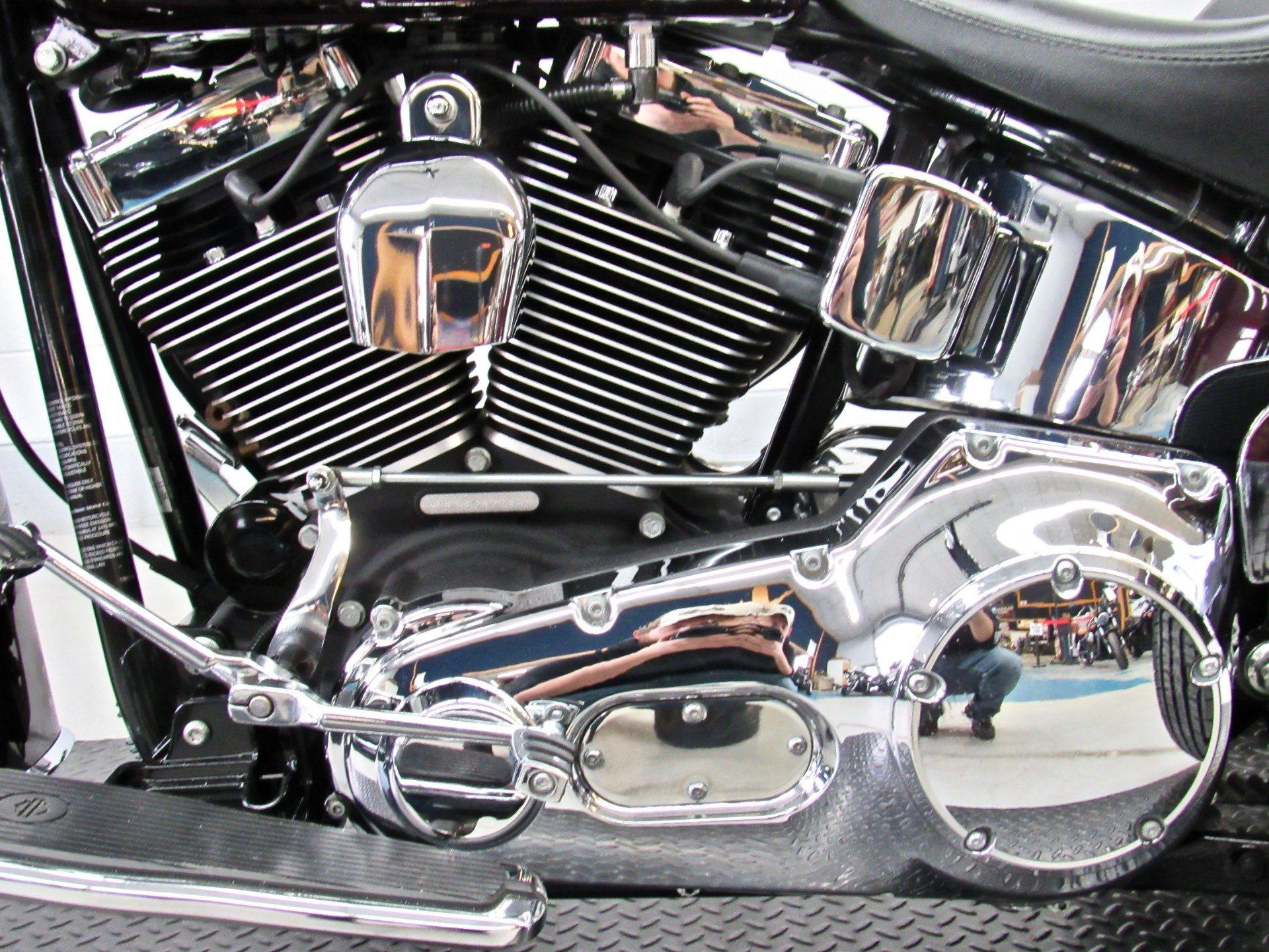 2006 Harley-Davidson Softail® Deluxe in Fredericksburg, Virginia - Photo 19