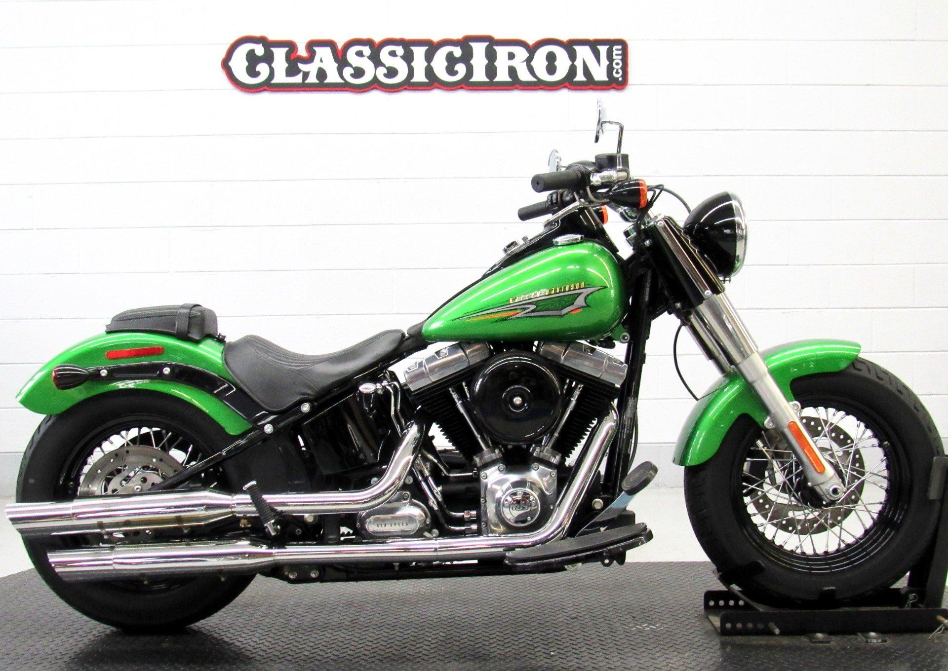 2015 Harley-Davidson Softail Slim® in Fredericksburg, Virginia - Photo 1