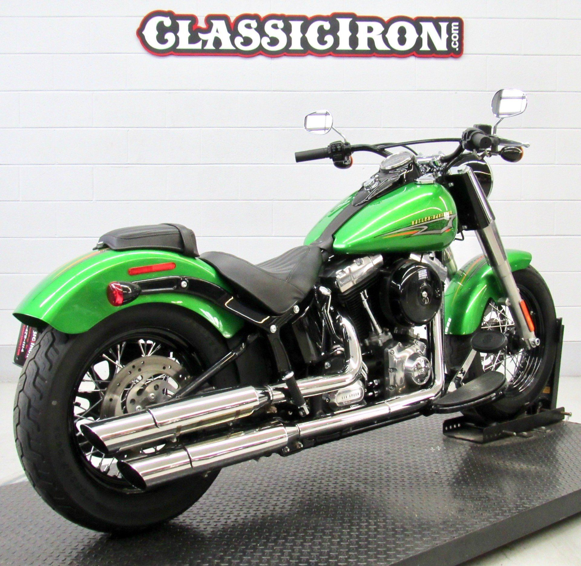 2015 Harley-Davidson Softail Slim® in Fredericksburg, Virginia - Photo 5
