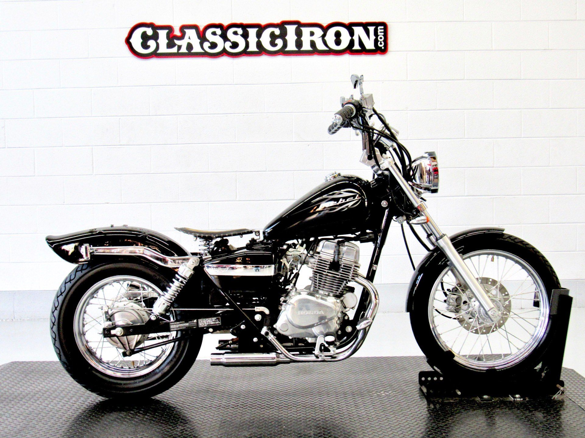 2009 Honda Rebel® in Fredericksburg, Virginia - Photo 1
