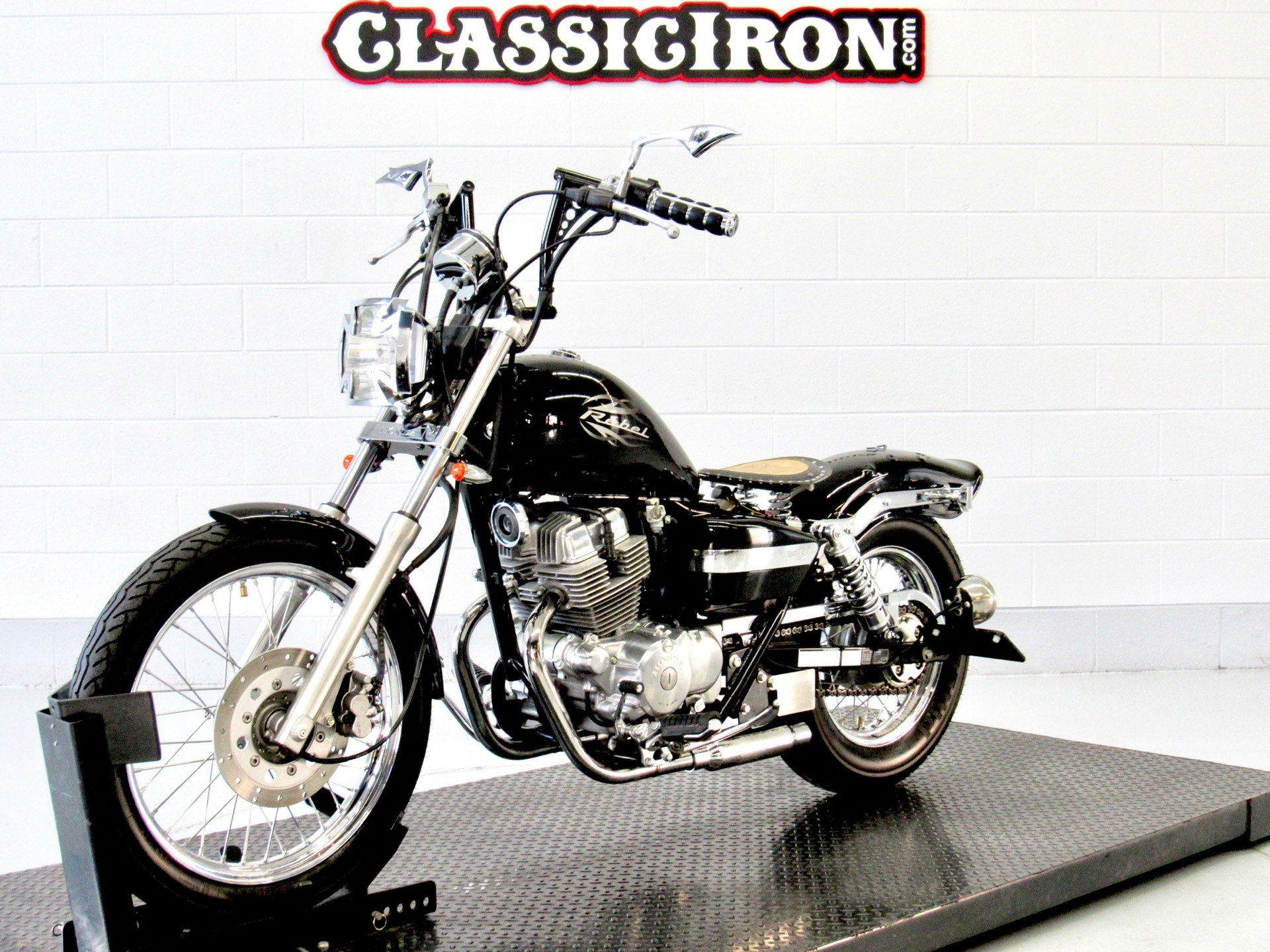 2009 Honda Rebel® in Fredericksburg, Virginia - Photo 3