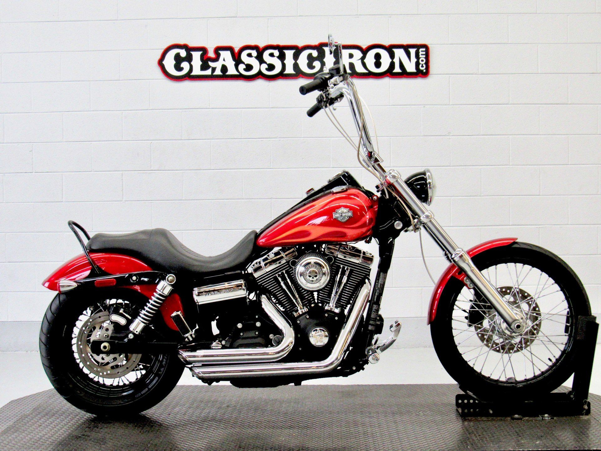 2013 Harley-Davidson Dyna® Wide Glide® in Fredericksburg, Virginia - Photo 1