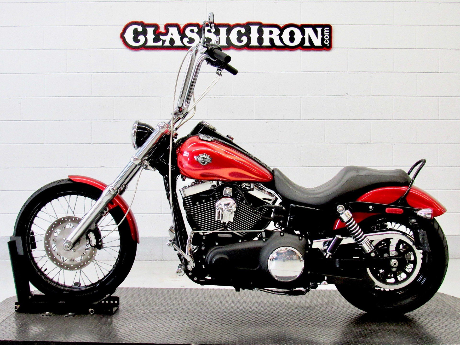 2013 Harley-Davidson Dyna® Wide Glide® in Fredericksburg, Virginia - Photo 4